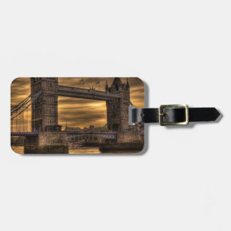 Tower Bridge London Tags For Bags