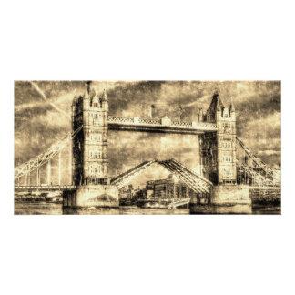 Tower Bridge London opening Card