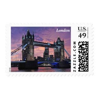 Tower Bridge, London Postage Stamp