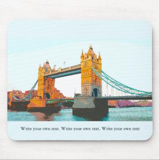 Tower Bridge, London, souvenir Mouse Pad