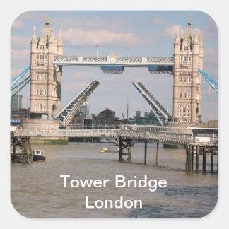 Tower Bridge London sticker