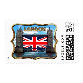Tower Bridge, London, U.K. Postage