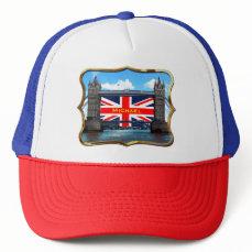 Tower Bridge - London, U.K. Trucker Hat