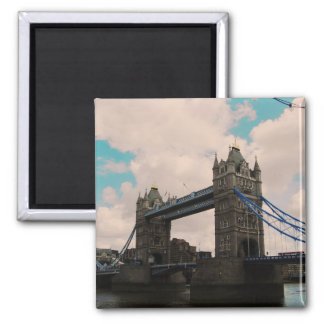 Tower Bridge London Vintage Inspired Magnet