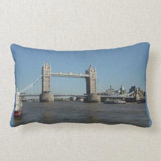 Tower Bridge Lumbar Pillow