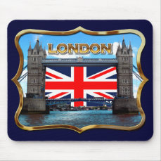 Tower Bridge Mouse Pad