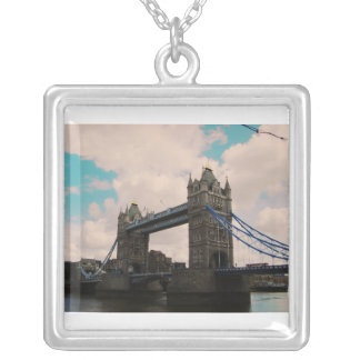 Tower Bridge Necklace