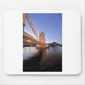 Tower Bridge Night Mousemat
