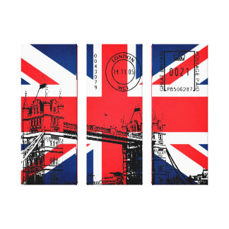 Tower Bridge of London Canvas Print