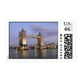 Tower Bridge of London Stamp