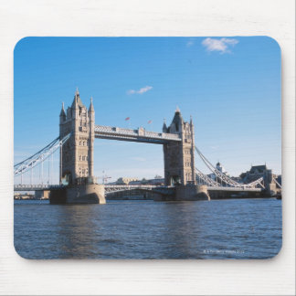 Tower Bridge on the Thames River Mouse Pad