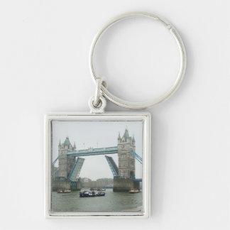 Tower Bridge rasied Keychain