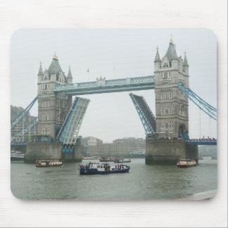 Tower Bridge, rasied Mouse Pad