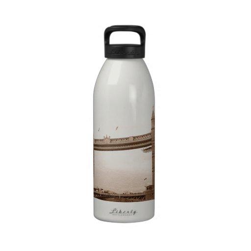 Tower Bridge Reusable Water Bottle