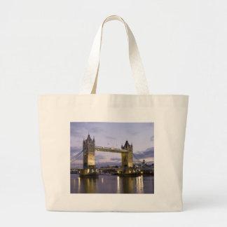Tower Bridge River Thames London England Bags