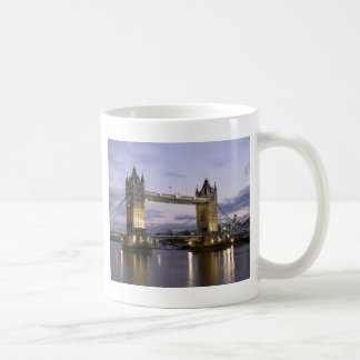 Tower Bridge River Thames London England Coffee Mug