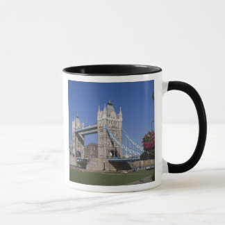 Tower Bridge, River Thames, London, England Mug