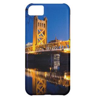Tower Bridge - Sacramento, CA iPhone 5C Cover