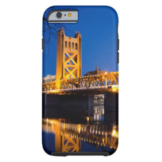 Tower Bridge - Sacramento, CA Tough iPhone 6 Case