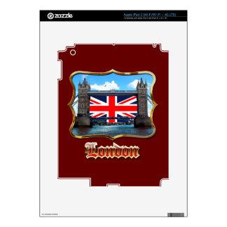 Tower Bridge Skin For iPad 3