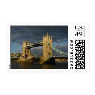 Tower Bridge stamp