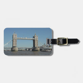 Tower Bridge Tag For Luggage