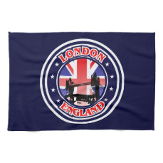 Tower Bridge Towel