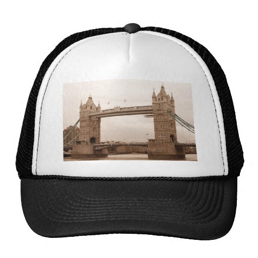 Tower Bridge Trucker Hat