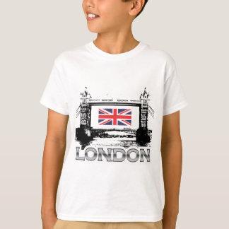 Tower Bridge Vintage Illustration T-Shirt