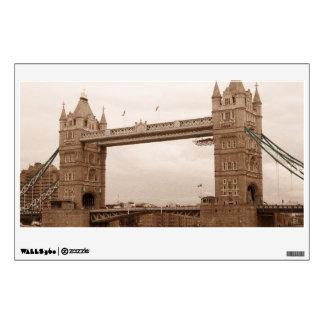 Tower Bridge Wall Decal