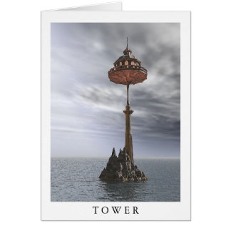 Tower Card