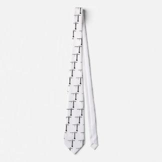 tower crane grue neck tie