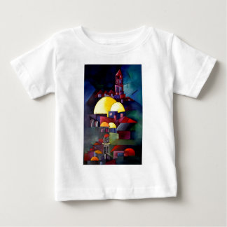 Tower Dome of Rock Baby T-Shirt