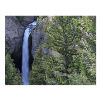 Tower Falls, Yellowstone National Park, Wyoming Postcard