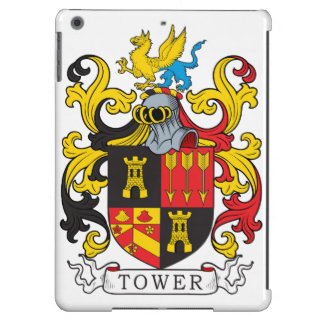 Tower Family Crest iPad Air Cover