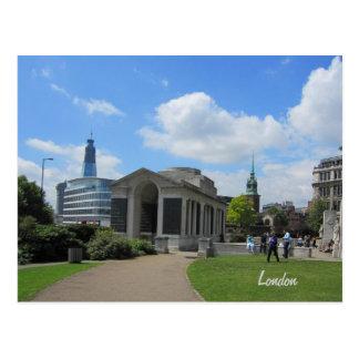 Tower Hill Memorial postcard