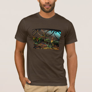 tower in the park T-Shirt