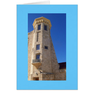 Tower in the Sun Card