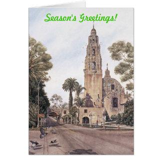 TOWER JPEC GREETING CARD