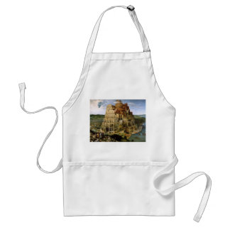 Tower of Babel - 1563 Apron
