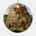 Tower of Babel - 1563 Christmas Tree Ornament
