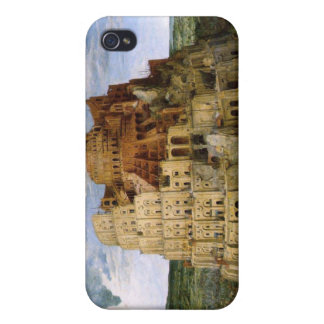 Tower of Babel - 1563 iPhone 4/4S Cases