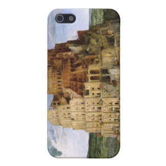 Tower of Babel - 1563 iPhone 5 Covers