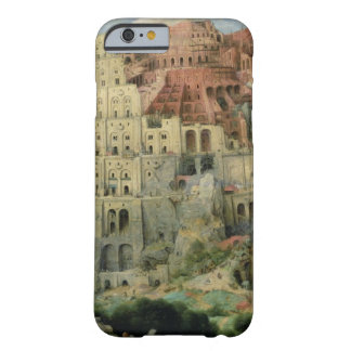 Tower of Babel, 1563 (oil on panel) Barely There iPhone 6 Case
