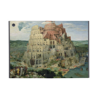 Tower of Babel, 1563 (oil on panel) Case For iPad Mini