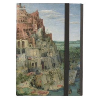 Tower of Babel, 1563 (oil on panel) Cover For iPad Air
