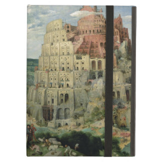 Tower of Babel, 1563 (oil on panel) iPad Air Cover