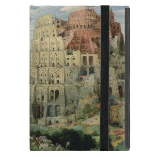 Tower of Babel, 1563 (oil on panel) iPad Mini Case