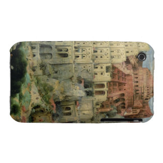 Tower of Babel, 1563 (oil on panel) iPhone 3 Cover