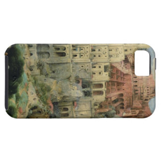 Tower of Babel, 1563 (oil on panel) iPhone 5 Cases